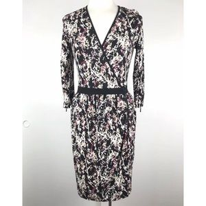 Tart Faux Wrap Dress Small
